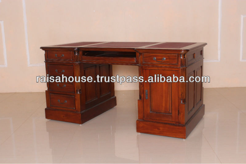 French Furniture - Partner Desk Single Side