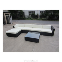 Indonesian style heavy imitation wicker outdoor furniture