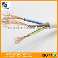 2.5mm extruded pvc insulated electrical wire
