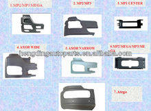 fiberglass truck body kits (mercedes benz)