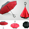 Double Layer Inside Out Reverse Umbrella