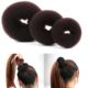 Size S/M/L New Fashion Women Lady Magic Shaper Donut Hair Ring Bun Accessories Styling Tool Hair Accessories