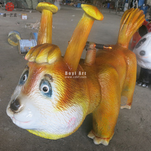 Animatronic Cars for Kids Cute Animal Ride for Sale