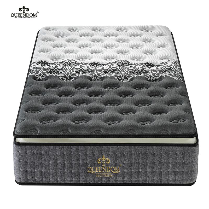 New design custom royal negative ion latex mattress - Jozy Mattress   Jozy.net