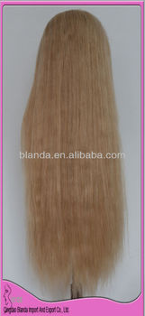 2013 New Style Remy virgin Human hair full lace wigs
