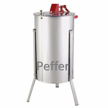 Honey Extractor Equipment Honeycomb Spinner 3 Frame Stainless Steel Manual Beekeeping Supply Beehive Processing (3 Frame Manual