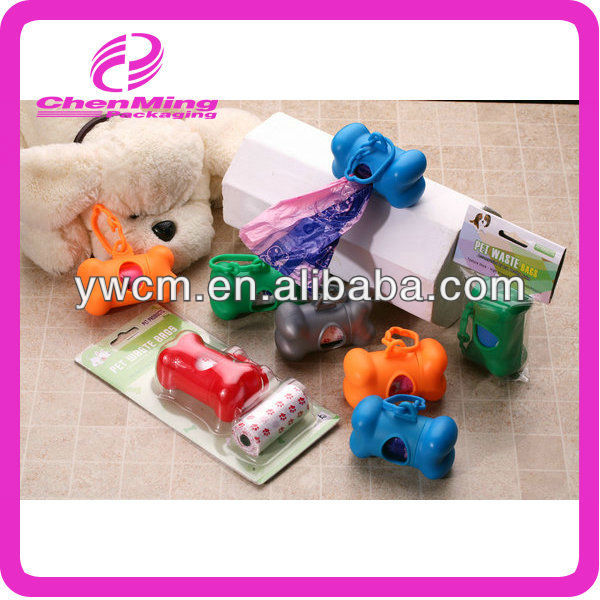 Yiwu dog poop bag pet products dog
