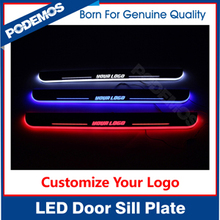 For Cadillac SRX led light car tuning led lights with top brand chips and customized logo IP68 from PODEMOS