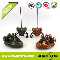 Boys Toys Interactive RC Bumper Car Racing & Combat Cool Color Toys for Boys