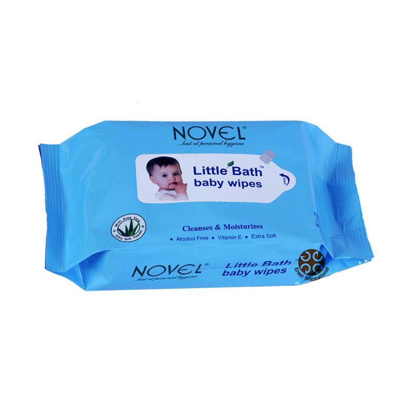 Gentle Aloe Vera High Quality Bamboo Wipes Baby Wet Wipes