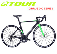 22 speed Carbon Frame Road Bicycle 8.5kg with carbon front fork road Bike 700C Carbon Racing bike complete bicycle