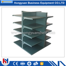 Solid structure metallic store and supermarket rack