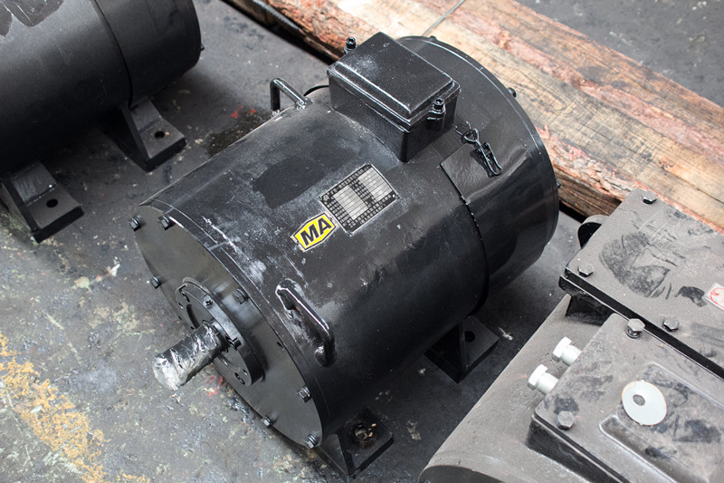 DC Traction Motor, Motor for Battery Electric Locomotive. Spare Parts for Locomotive,Explosion Proof Mining DC Motor,