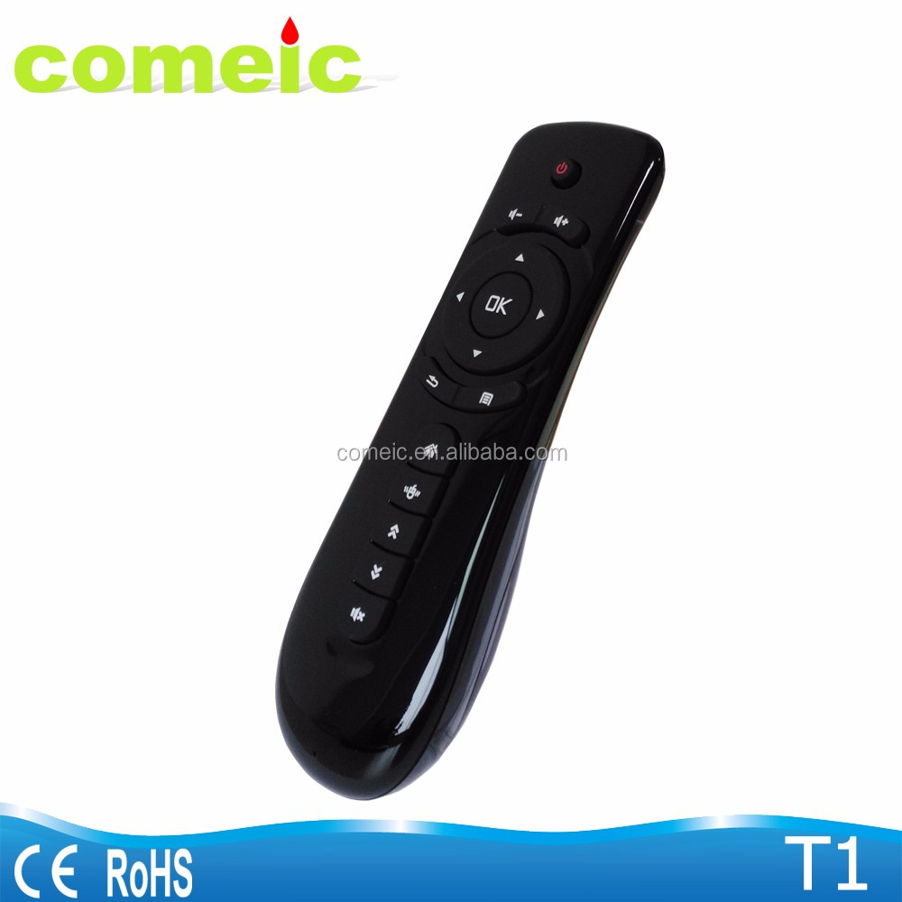 T1 mini Wireless Air mouse remote wireless flymouse T2