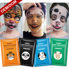 Fashion new korean protective animal facial mask for face care at cheap price