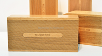 Simple design Modern Music box