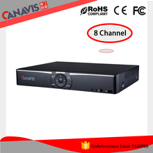 Home cctv security system 8 channel h 264 1080N recorder firmware Hybrid DVR