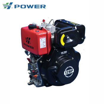 C&U bearing, NF pump Air Cooled Diesel Engine HP188FE (CE,EPA,CSA)