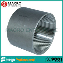 EN 10241 black seamless steel socket