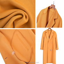 winter clothing fashion lady cashmere wool coat