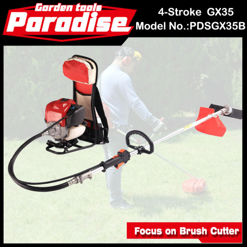 High Efficient BackPack 43cc Brush Cutter