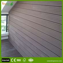 Waterproof Exterior WPC Wall Cladding Panel for House Decoration
