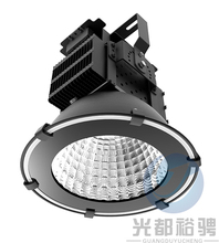 High power ip65 gas station Bridgelux Chip 300w 400w 500w led high bay light