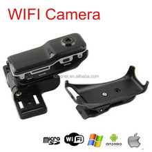 Support up to 32GB TF card 640*480 VGA smallest mini finger camera