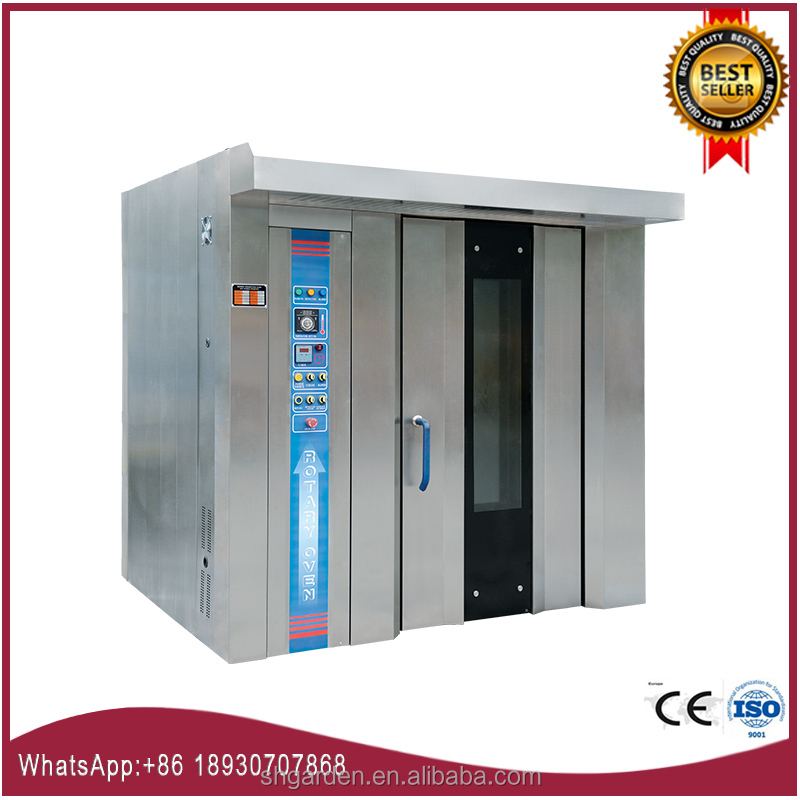 hot sell YZD series Electric & Gas Baking Rotary Oven
