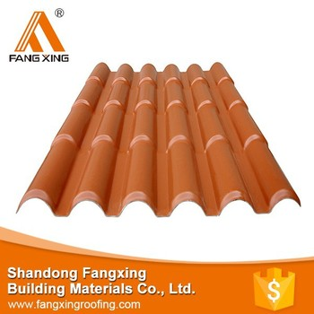 building materials double roman clay for sales ,synthetic resin pvc patio roof