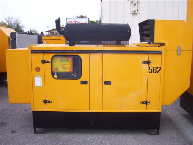 RECONDITIONED DIESEL GENERATOR