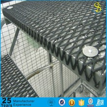 Drilling platform 40mmX80mmX4.5mm heavy duty expanded metal mesh,expanded metal price m2,cheap metal mesh