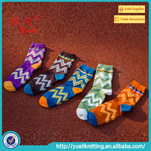 Baby cute elite young boy tube socks