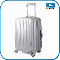 Many colours ABS travel hardside case / suitcase