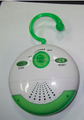 2016 Germany Mini Radio Shower Room Radio Solar Water Proof Radio with hook