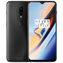 Original Oneplus 6T 6 T 8GB 128GB In Display Fingerprint Snapdragon 845 6.41&quot; Full Screen 19.5:9 20MP Dual Camera <strong>Mobile</strong> <strong>Phone</strong>