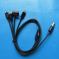 High-quality 4 in 1 usb cable with Shenzhen OEM factory price