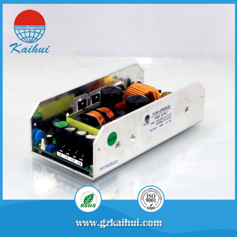 48v11.5a 12v4a ac to dc constant voltage Switching Power Supply with PFC function for Industrial equipment