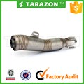 Stainless steel universal motorcycle exhaust mufflers