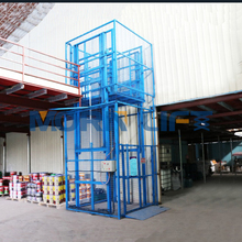 excellent price hydraulic cargo electric freight elevator goods lift for sale