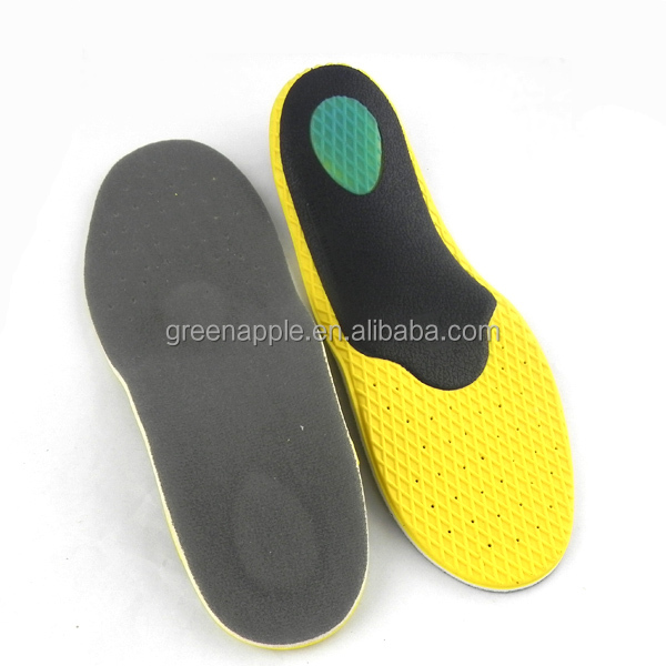 Memery Foam Sport sole Foot Relief Orthopedic Metatarsal Cushions High Arch Support Insoles