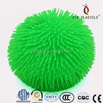 Squishy Spiky Ball : Hot Selling Magic Squishy Puffer Ball Toys For Kids,Spiky Stress Puffer Ball - Buy Spiky Stress ...