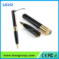 HD Portable DVR Pen with resolution 720P Spy Camera Pen with 4GB/8GB/16GB built-in memory