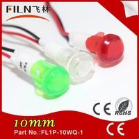 New product 6 8 10 12 14 mm led 110v pilot lamp 100% quality assurance