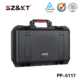 High quality black professional tool case for sales