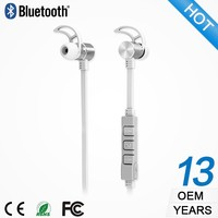 High Quality Aptx stereo bluetooth headset wtih mp3 player