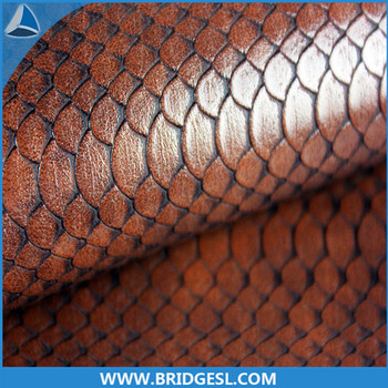 OEM Available Good Feedback pig skin pu leather