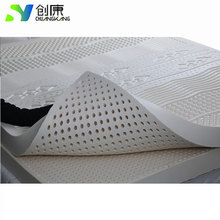 Hot sale high density natural latex foam mattress price