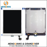 9.7'' LCD Replacement for Apple iPad Air 2 LCD Screen and Digitizer with adhesive