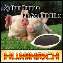 """HuminRich"" Shenyang Sodium Humate Promote Growth Pig Feed Prices"